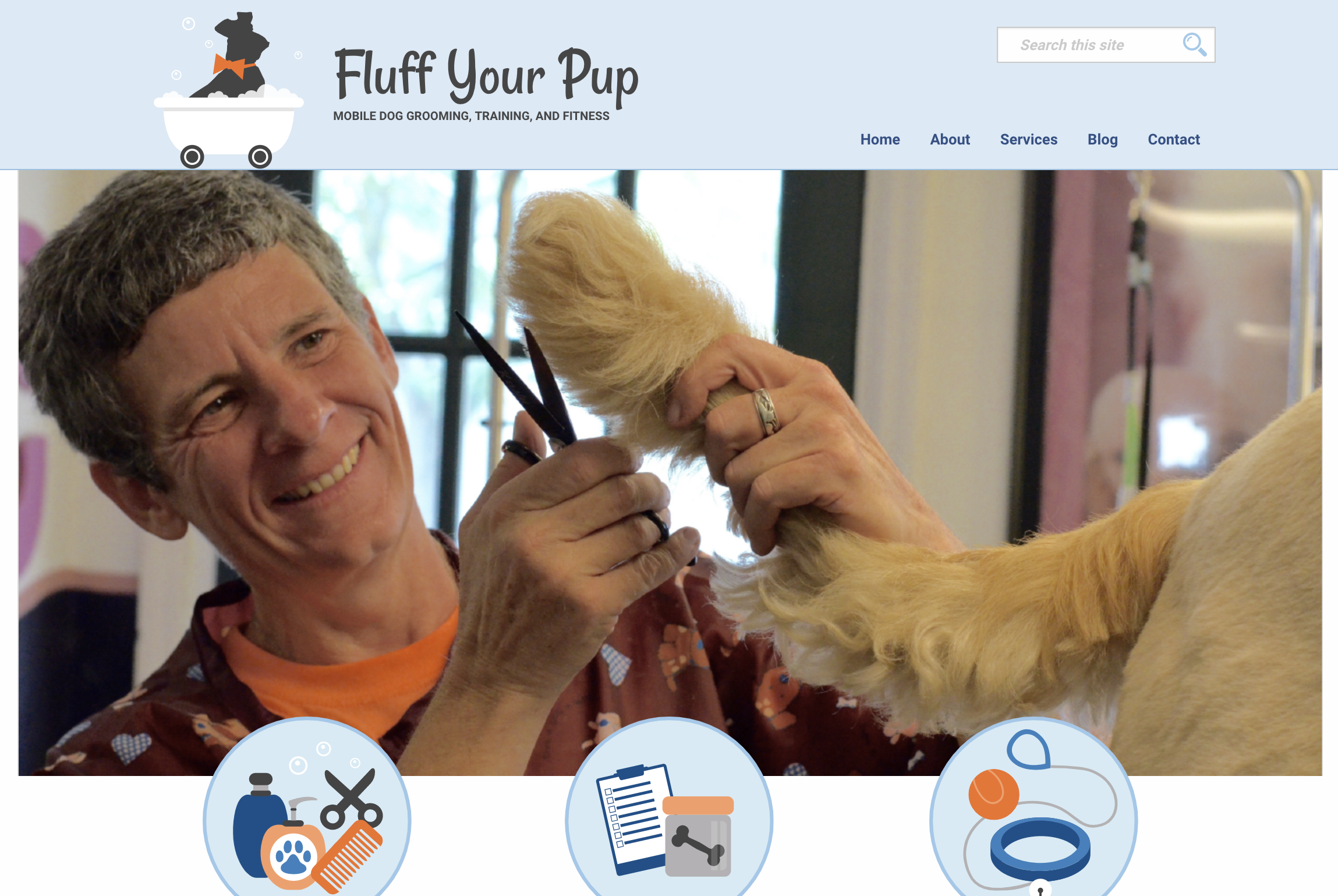 Fluff Your Pup